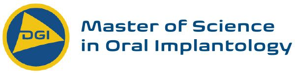 Master of Science in Oral Implantology